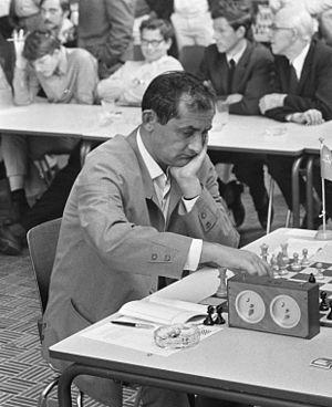 Leonid Stein - Leonid Stein in 1969