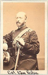 Leopold von Gilsa Union Army officer