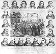 De 19 Martelaren van Gorcum die in Den Briel werden vermoord