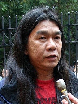 Hong Kong Legislative Council oath-taking controversy - Leung Kwok-hung
