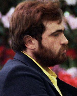 Lev Psakhis - Psakhis at Dortmund 1982