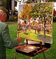"Lexington Kentucky - Keeneland Race Track ""Artist at Work"" (2145429326) (2).jpg"