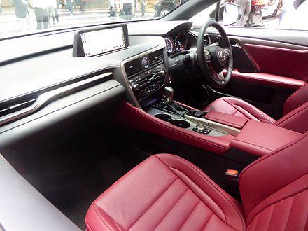 Lexus RX - Wikiwand