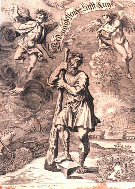 Ciclope, illustrazione del 1680