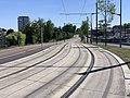 Ligne 5 Tramway Avenue Division Leclerc Sarcelles 6.jpg