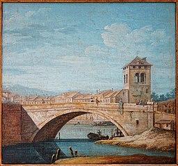 Un pont sur un canal