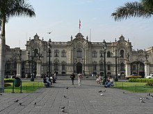 List Of Tourist Attractions In Lima Wikipedia