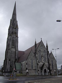 St Johns Cathedral Limerick The Episcopal Seat Of Roman Catholic Bishops