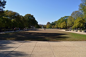 Lincoln Park (Washington, D.C.) - Image: Lincoln Park DC