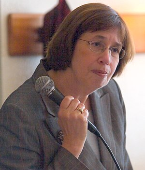 Linda Greenhouse - Greenhouse in San Francisco in 2005