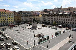 Praça da Figueira - Praça da Figueira.