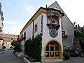 Listed dwelling house with Clock Game ID 3847. - No.9, Kossuth street, Downtown, Székesfehérvár, Fejér County, Hungary.jpg