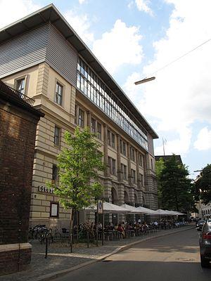 Literaturhaus München -  Literaturhaus München at Salvatorplatz