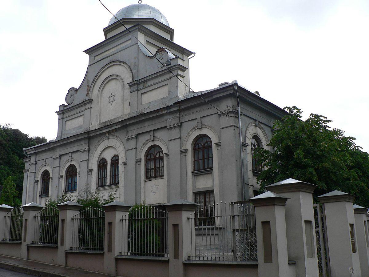 Kaunas Synagogue Wikipedia