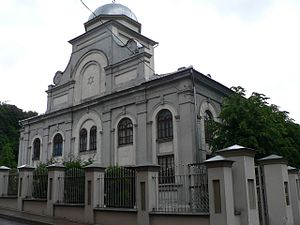 Kaunas Synagogue - Image: Lithuania Kaunas Synagogue