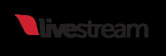 Livestream - Official Livestream logo