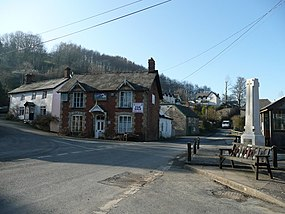 Llangunllo village centre - geograph.org.uk - 695833.jpg