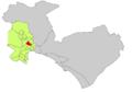 Localització de Son Dameto respecte de Palma.png