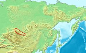 sayan mountains wikidata