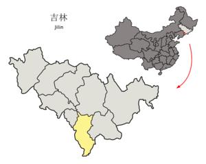 通化事件's relation image