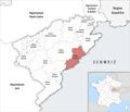 Locator map of Kanton Morteau 2019.png