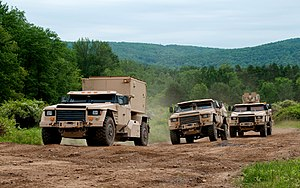 Joint Light Tactical Vehicle - Lockheed Martin JLTV variants in 2012. Lockheed Martin's vehicle would progress to EMD phase and be selected to progress to prototype stage.