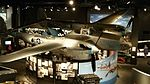 Lockheed P-38L Lightning at the Museum of Flight top view.jpg