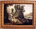 Lodewijk toeput (ludovico pozzoserrato), veduta di una vella presso un fiume (anversa).JPG