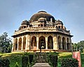 Lodhi Gardens Dome.jpg