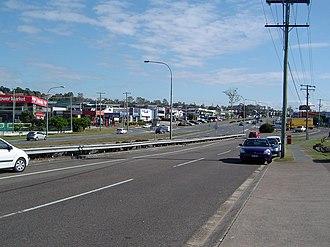 Underwood, Queensland - Logan Road, 2014