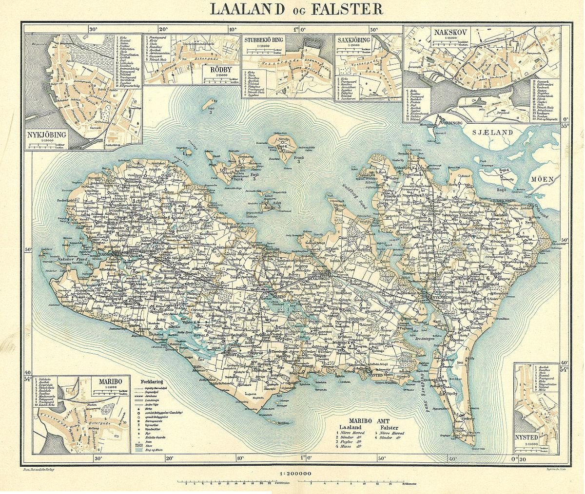 Lolland Falster Wikipedia Den Frie Encyklopaedi