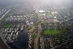 London, Thamesmead & Abbey Wood, aerial view 01.jpg