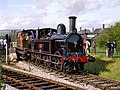 London and North Western Railway Webb Coal Tank class locomotive number 1054.jpg