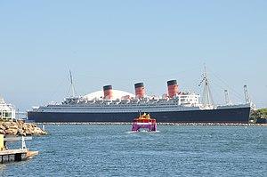 Queen Mary - Viquipèdia, l'enciclopèdia lliure
