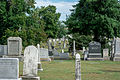 Looking W across section G 02 - Glenwood Cemetery - 2014-09-14.jpg