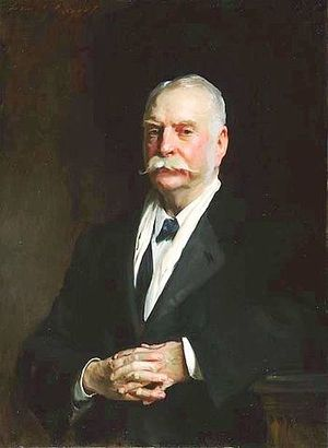James Kitson, 1st Baron Airedale - Lord Airedale, Oil on canvas, John Singer Sargent 1905