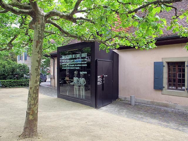 Foyer De L Art Brut : Collection de l art brut musée et galerie à lausanne