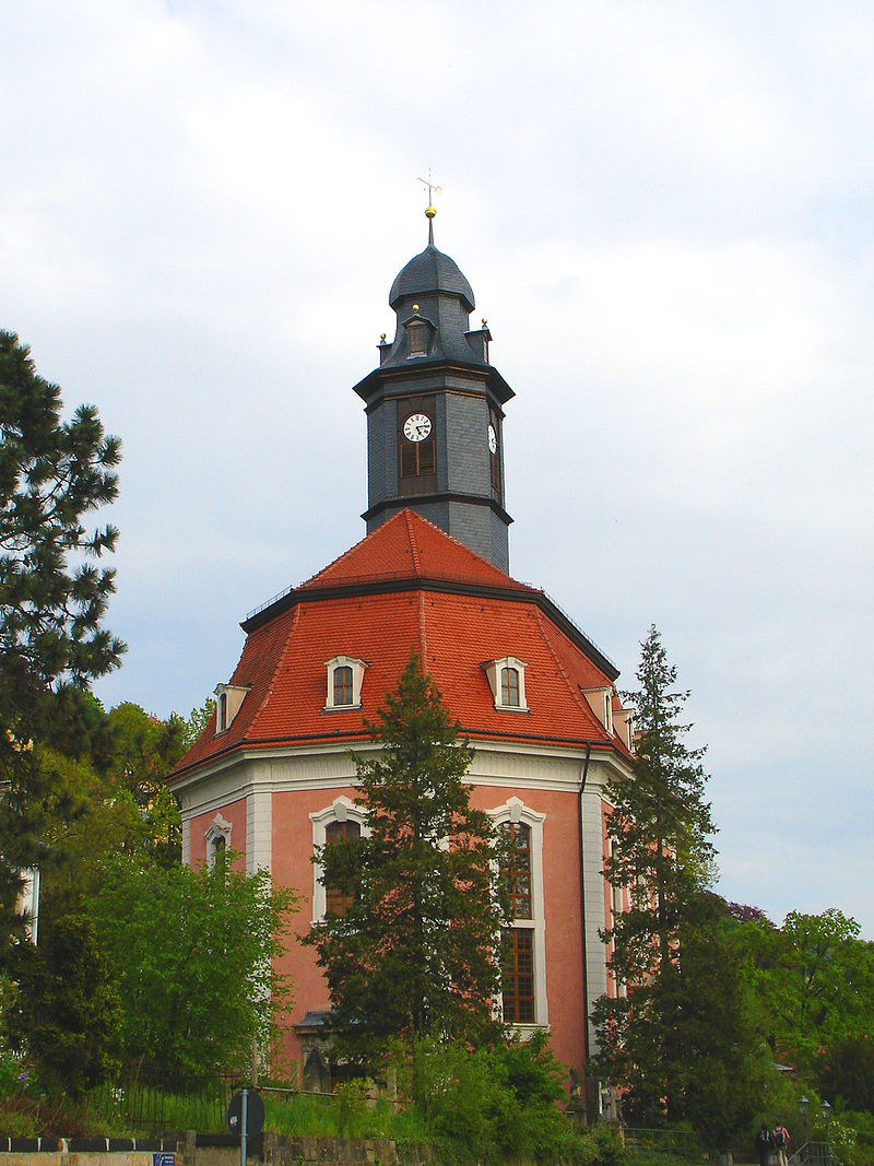 Kościół w Loschwitz