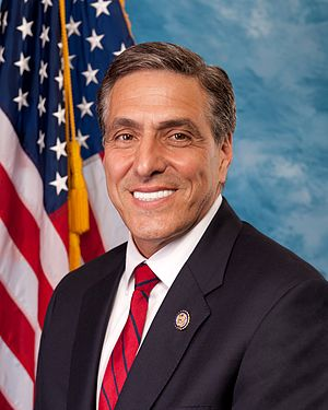 English: Official portrait of Congressman Lou ...