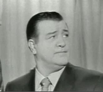 Lou Costello - Lou Costello being surprised on This Is Your Life.
