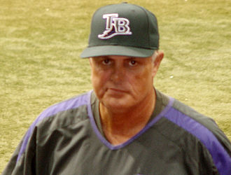 Tampa Bay Rays - Lou Piniella served as manager of the Devil Rays from 2003–2005.
