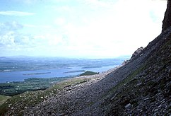 Lough Melvin, with Inishmean and Inishtemple, from the Glennans - geograph.org.uk - 65045.jpg