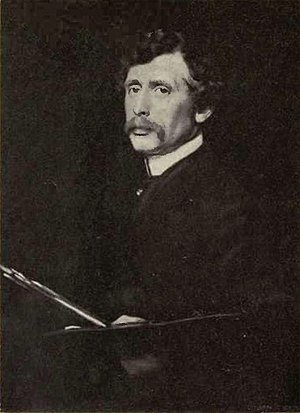 Louis Rhead - Image: Louis Rhead Portrait (cropped)