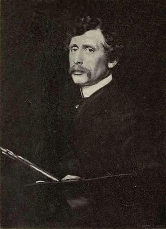 Louis Rhead - Louis Rhead circa 1907
