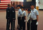 Louisiana Wing Civil Air Patrol Color Guard team.JPG