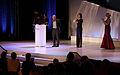 Luc Bondy Johanna Wokalek Sunnyi Melles - Nestroy-Theaterpreis 2013.jpg