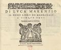 Luca Marenzio - Nono Libro di madrigali a cinque voci (1599).png