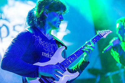 Picture of a band or musician: Luca Turilli