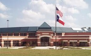Lufkin High School - Image: Lufkin High School