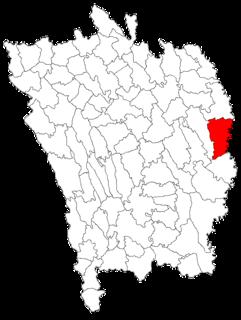 Lunca Banului Commune in Vaslui, Romania